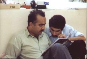 کاکه احمد و کاکه محمد ژیان