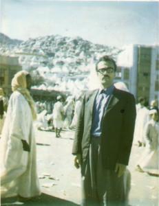 کاکه احمد  مکّه    1353