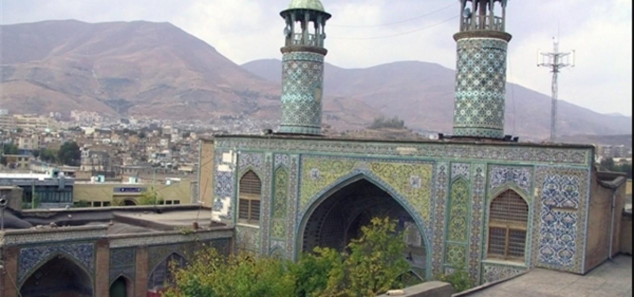 مسجد جامع سنندج ( دارالاحسان )